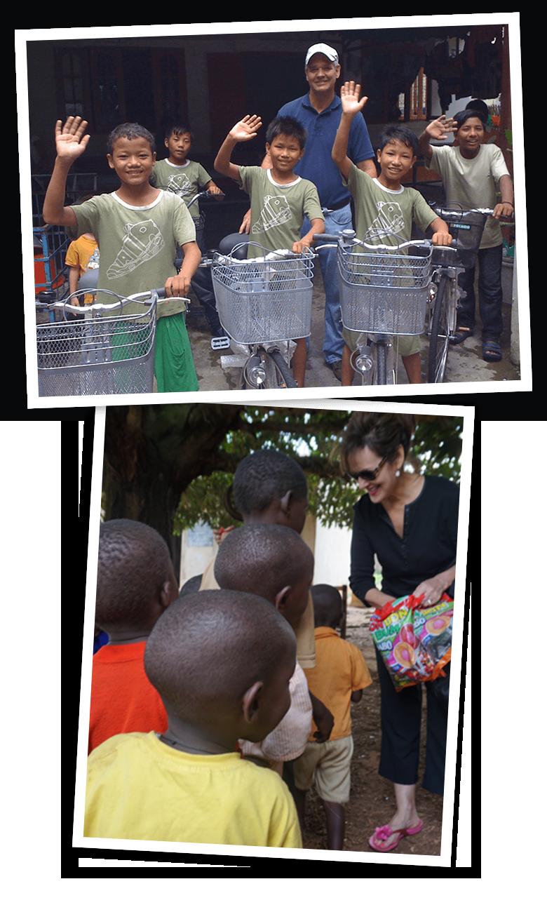 Destiny International - Orphange Outreach